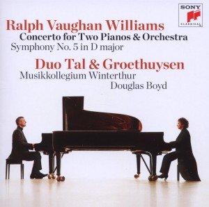 Concerto for Two Pianos & Orchestra / Symphony No. 5