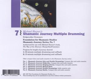 Shamanic Journey Multiple Drumming 7 - zum Schließen ins Bild klicken