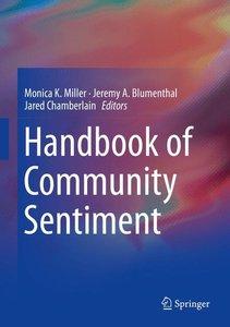 Handbook of Community Sentiment