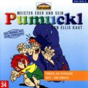 34:Pumuckl Auf Hexenjagd/Hilfe-Eine Aushilfe