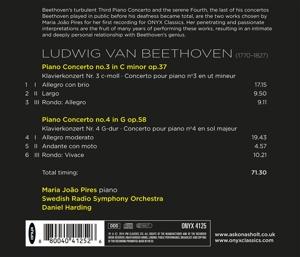 Piano Concertos 3 & 4 - zum Schließen ins Bild klicken