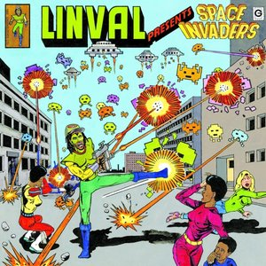 Linval Presents: Space Invaders (2LP+Poster)