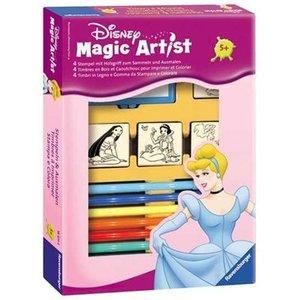 Disney Princess - Stempelspiel
