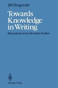 Towards Knowledge in Writing
