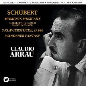 Moments Musicaux/Klavierstücke/Wandererfantas