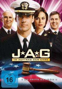JAG: Im Auftrag der Ehre - Season 3 (6 Discs, Multibox)