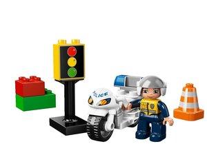 LEGO® Duplo 5679 - Motorrad Polizist