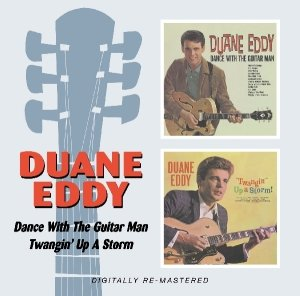 Dance With The Guitar Man/Twanging Up A Storm