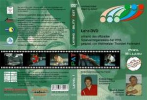 Lehr-DVD Pool Billard PAT 01 Playing Ability Test. DVD