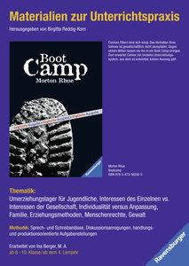 Morton Rhue: Boot Camp (Englisch)