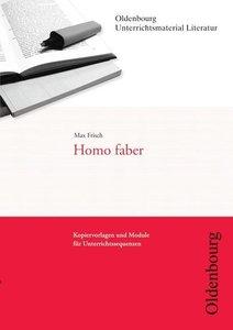 Max Frisch, Homo faber