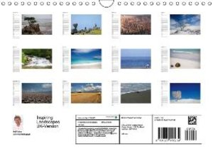 Kaiser, R: Inspiring Landscapes - Organizer / UK-Version