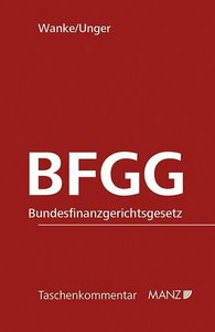 BFGG Bundesfinanzgerichtsgesetz