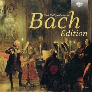 C.P.E.Bach Edition