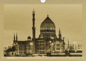 Kirsch, G: Dresden - Ein Kalender im Zeitungsstil (Wandkalen