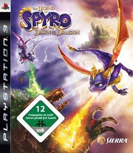 Spyro - Dawn of the Dragon. PlayStation PS3