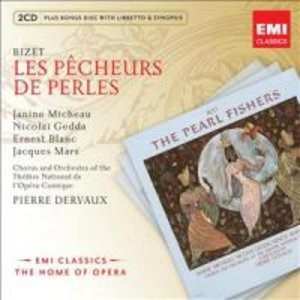 Les Pecheurs De Perles-Die Perlenfischer