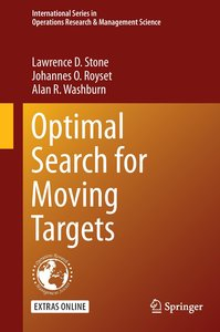 Optimal Search for a Moving Target