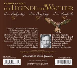 Die Legende Der Wächter Box.Folge 4-6 Im Schuber
