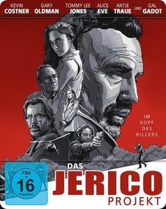 Das Jerico Projekt - Im Kopf des Killers. Steelbook