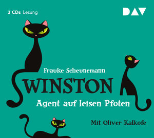 Winston 3: Agent auf leisen Pfoten