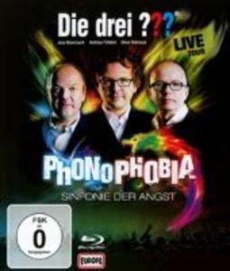 Die drei ??? - Phonophobia - Sinfonie der Angst