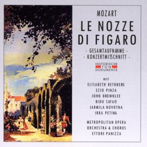 Le Nozze Di Figaro - zum Schließen ins Bild klicken