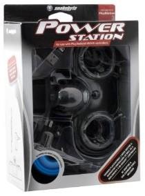 MOVE Power Station für PS3 - zum Schließen ins Bild klicken