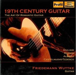 Gitarrenmusik Des 19.Jahrhunderts