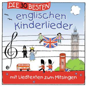 Die 30 besten englischen Kinderlieder