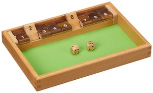 Philos 3119 - Shut The Box, 9er