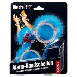Kosmos 631291 - Drei ???: Alarm-Handschellen