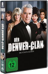 Der Denver-Clan - Season 5 (8 Discs, Multibox)