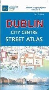 Dublin City Centre Pocket Street Atlas 1 : 10 000