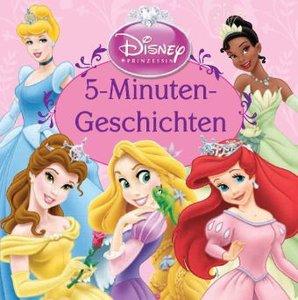 Disney: 5-Minuten-Geschichten - Prinzessinen