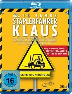 Staplerfahrer Klaus - Der erste Arbeitstag