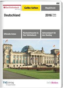 Das Telefonbuch / Gelbe Seiten / Map&Route - Frühjahr/Sommer 201