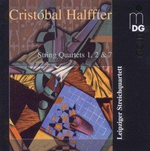 Streichquartette 1,2 & 7