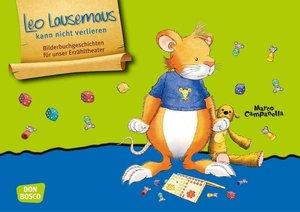 Bilderbuchgeschichten für unser Erzähltheater: Leo Lausemaus kan