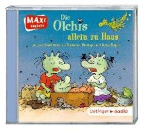 Maxi-Die Olchis Allein Zu Haus
