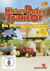 Kleiner Roter Traktor 12Die Überaschungsparty und