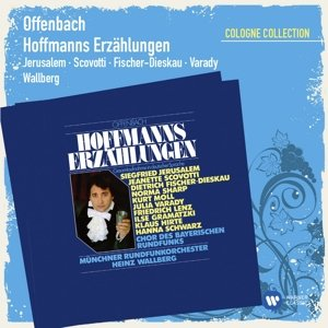 Hoffmanns Erzählungen (Dtsch.)
