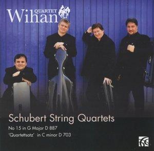 Quartets In G Major D 887 &c minor D 703