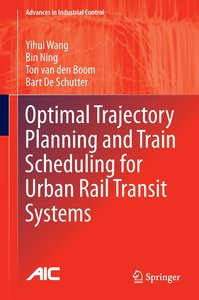 Optimal Trajectory Planning and Train Scheduling for Urban Rail