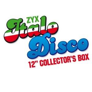 Italo Disco 12 Inch Collector s Box