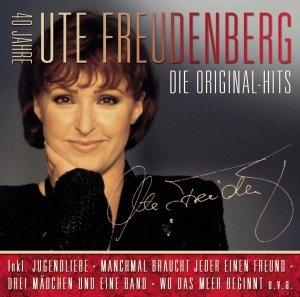 Die Original Hits-40 Jahre Ute Freudenberg