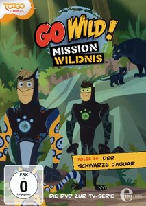 (16)DVD z.TV-Serie-Der Schwarze Jaguar