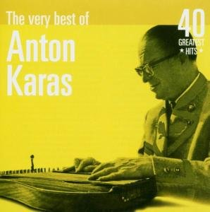Very Best Of Anton Karas
