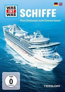 Was ist Was Video. Schiffe / Ships. DVD-Video