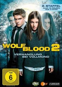 Wolfblood 2-Verwandlung bei Vollmond